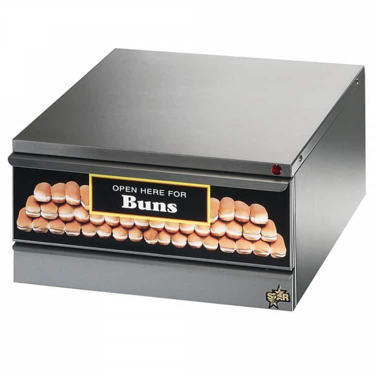 Hot Dog Bun Warmer