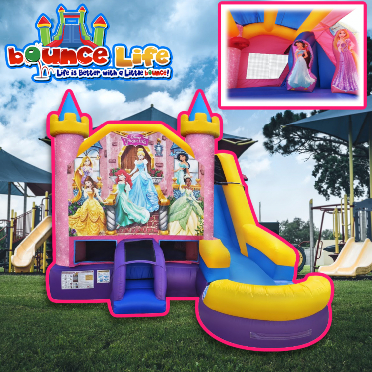 Disney Princess 6 in 1 Combo Wet or Dry