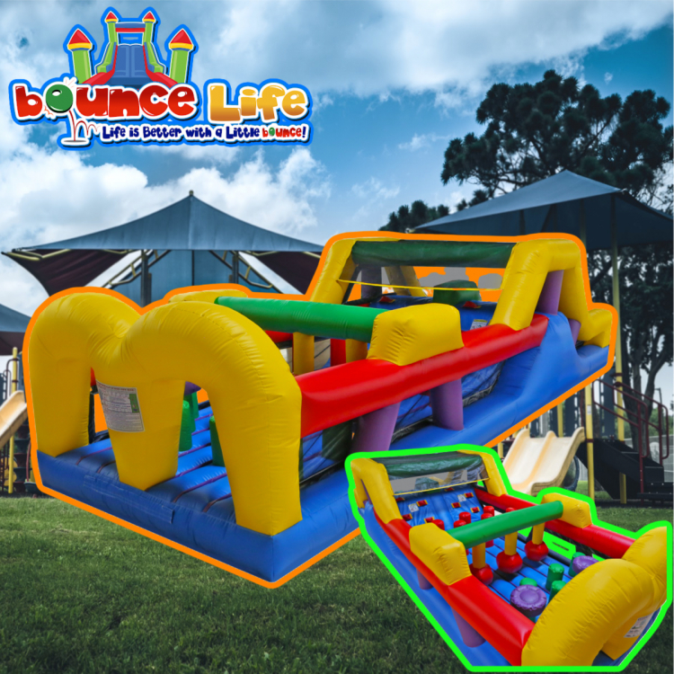 28 Toddler Obstacle Course